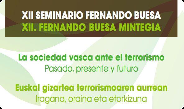 XII Seminario Fernando Buesa